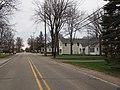 Main Street, Onsted, Michigan (Pop. 909) (14033579826).jpg