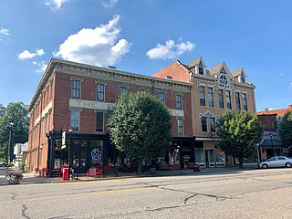 Vevay, Indiana Town in Indiana, United States