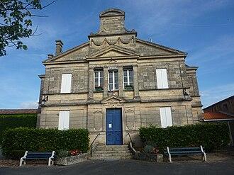 Saint-Christoly-Médoc - Town hall