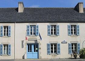 Mairie de Lampaul Guimiliau
