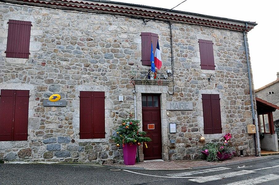 Mairie de Saint-Barthélemy-le-Meil.