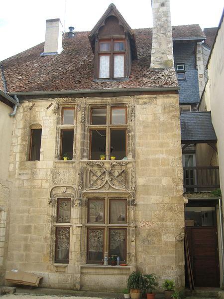 Maison de Bienaimé Georges, à Bourges
