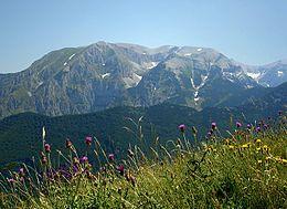 Majella wikipedia for Cambio destinazione d uso sblocca italia