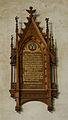Malchow Stadtkirche Gedenktafel von 1898 zur Weihe 1873.jpg