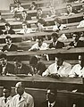 Male and female medical students at Tehran University listen intently during a lecture in the 1960s.jpg