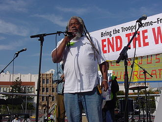 Green Party of the United States - Malik Rahim, former Black Panther Party activist, ran for the U.S. Congress in 2008 with the Green Party.