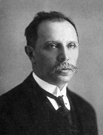Witold Maliszewski - Witold Maliszewski before 1927, Warsaw