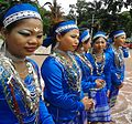 Mandi (Garo) Dancer(s), Indigenous People's Day, 2014, Dhaka, Bangladesh © Biplob Rahman-09.jpg