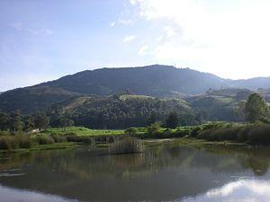 Facatativá - Manjui Hill (Cerro de Manjui)