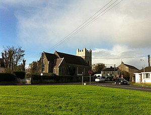 Manorcunningham - Raymochey Church of Ireland.