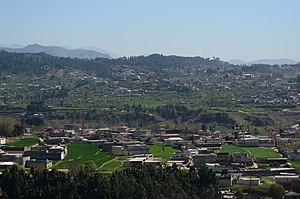 Mansehra - Mansehra is surrounded by verdant mountains