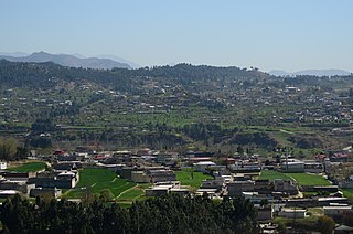Mansehra District Headquarter / City in Khyber Pakhtunkhwa, Pakistan