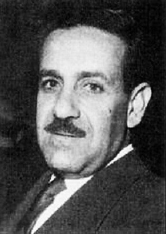 Mansur al-Atrash - Portrait of Mansur al-Atrash, 1963–1966