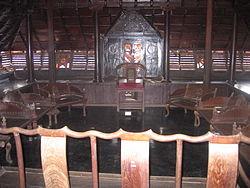 Padmanabhapuram Palace Wikipedia