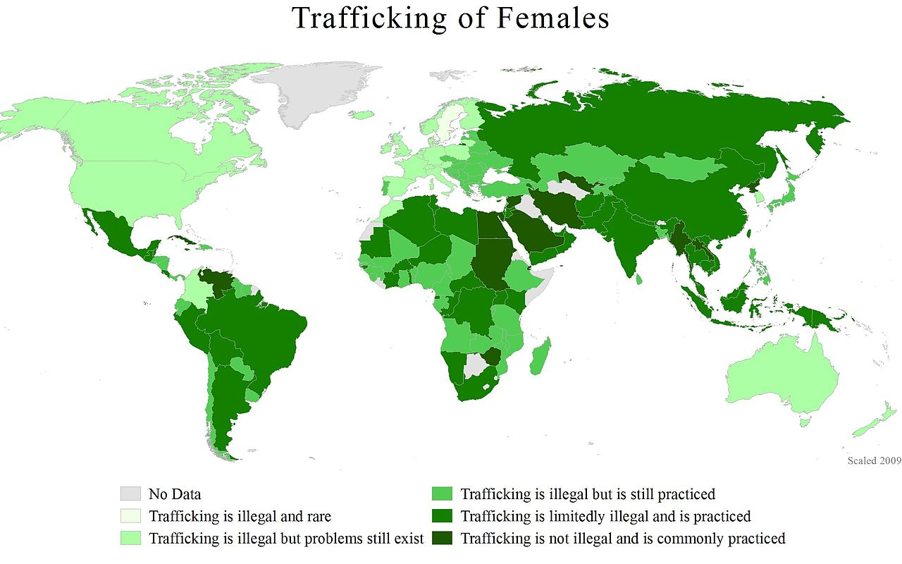 Sex Trafficking In The Usa