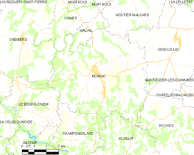Map commune FR insee code 23025.png