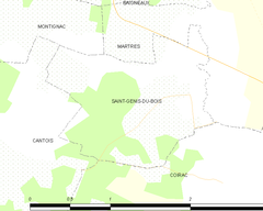 Map commune FR insee code 33409.png