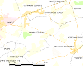 Map commune FR insee code 50032.png