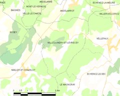 Map commune FR insee code 70535.png