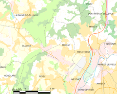Map commune FR insee code 74112.png