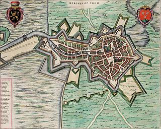 Siege of Bergen-op-Zoom (1622)