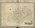 Map of Hérault 1841 by Alexis Donnet - Bibliothèque Montpellier.jpg
