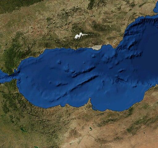 Mar de Alborán - BM WMS 2004