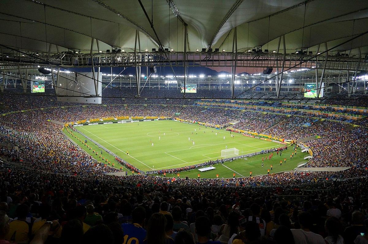 Football in Brazil - Wikipedia