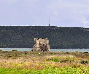 Terralba - Marceddì coastal tower