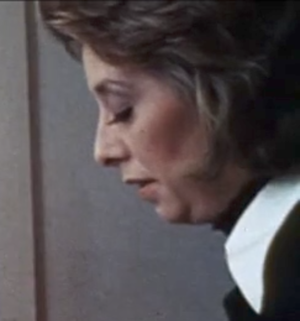 Margaret Tyzack - Tyzack in the trailer for A Clockwork Orange (1971)