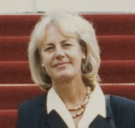 Margreeth de Boer in 1994