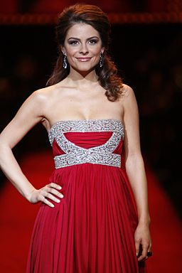 Maria Menounos Heart Truth 3