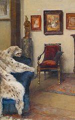 Studio Interior of Marie Müller in Wien Academy