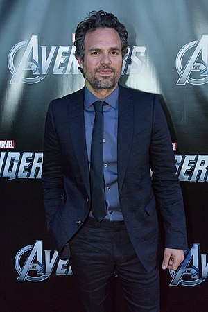 Mark Ruffalo - Ruffalo at the Toronto premiere of The Avengers