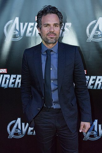 Mark Ruffalo - Ruffalo at the Toronto premiere of The Avengers, 2012
