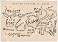 Mark Twain's Map of Paris, 1870 (flipped) - Cornell University Library.jpg