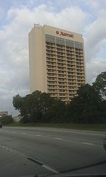 Marriott Baton Rouge from I-10.jpg