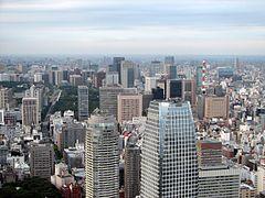 Tokio Väkiluku
