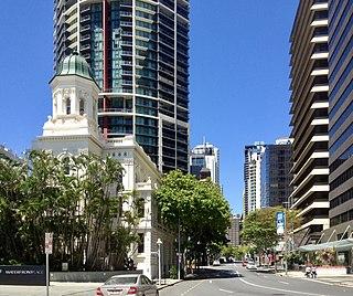 Mary Street, Brisbane street in Brisbane