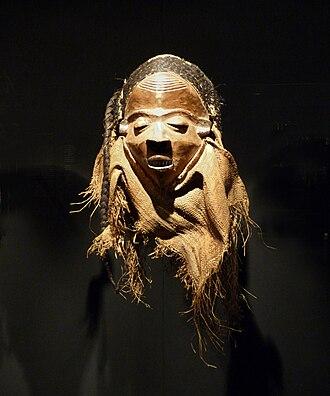 Pende people - Image: Masque Pende Musée ethnologique de Berlin