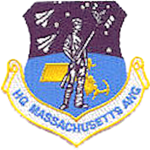 Massachusetts Air National Guard - Image: Massachusetts Air National Guard Emblem