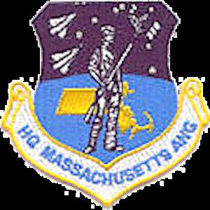 Massachusetts Air National Guard - Image: Massachusetts Air National Guard Emblem