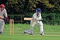 Matching Green CC v. Bishop's Stortford CC at Matching Green, Essex, England 12.jpg