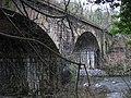 Matlock - railway bridge over River Derwent (geograph 2242669).jpg