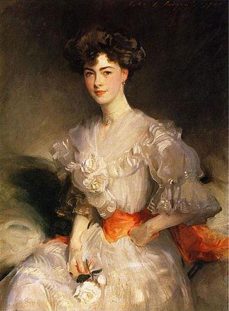 Arthur Wellesley, 5th Duke of Wellington - Maud Coats, John Singer Sargent, 1906