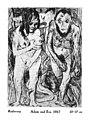 Max Beckmann - Adam und Eva, 1917.jpg