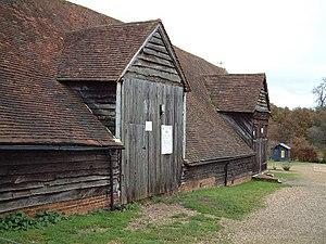Jordans, Buckinghamshire - Mayflower Barn.