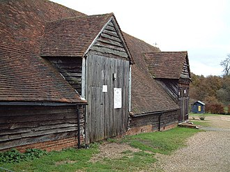 Christopher Jones (Mayflower captain) - Mayflower Barn, Jordans, Buckinghamshire