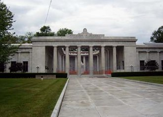 Niles, Ohio - National McKinley Birthplace Memorial
