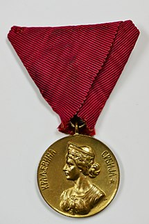 Medal for Bravery Kingdom of Serbia obverse.jpg